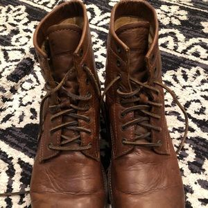 Men's Frye Leather Boots